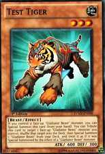 Test Tiger 1st X 3 RYMP-EN098 Common Yugioh