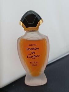 Cartier Panthere 15 ml reines Parfum ( Extrait ) 90er Jahre KEIN SPRAY fast voll