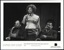 Living Out Loud '98 QUEEN LATIFAH SAXOPHONE PLAYERS RARE