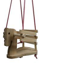 Neuf Balançoire Bébé bascule cheval pour enfants en bois produits pourenfants