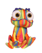 "New Official 8"" Disney entremêlé rayées Pascal plush soft toy"