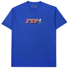 FTP FUCKTHEPOPULATION Smoker Tee - Royal Blue - Medium