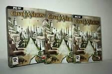 SID MEIER'S CIVILIZATION IV USATO OTTIMO PC DVD VERSIONE ITALIANA RS2 45019