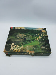 1982 MB Puzzle Magnum Puzzle 2000 Pieces Buckland In The Moor