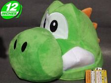 "12"" Super Mario Bros Yoshi Hat Cap Plush Anime Stuff Toy Game Soft MLHT8888"