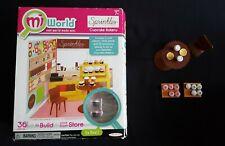 Mi World Sprinkles Cupcake Bakery Store Shop Play Set Jakks Pacific + EXTRA Pcs