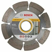 Genuine Bosch Diamond Cutting Blade 115mm Professional Universal Use 2608602191