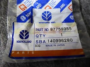 New Holland SBA140996280 Gasket New