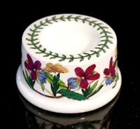 Beautiful Portmeirion Botanic Garden Heartsease Egg Holder