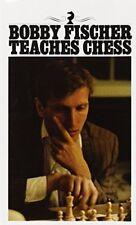 Bobby Fischer Teaches Chess-Bobby Fischer, Stuart Margulies, Don Mosenfelder