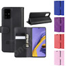 Flip Leather Case for Samsung Galaxy A21S A12 A41 A71 A51 Magnetic Wallet Cover
