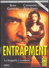ENTRAPMENT - DVD (USATO EX RENTAL)