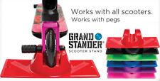 Grand Stander Scooter Stand- Razor- Lucky- Phoenix- District -PURPLE-