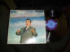 Mario Lanza-You Do Something to Me-Mono LP-RCA Camden