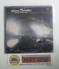 "Gary Brooker ""Lead me to the water"" LP MERCURY 6359 098 Italy 1982 VG+/VG"