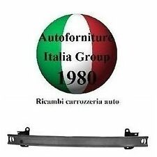 TRAVERSA RINFORZO PARAURTI ANTERIORE ANT ALLUMINIO RENAULT CLIO 05>12 2005>2012