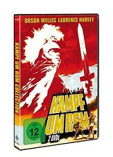 KAMPF UM ROM (1 & 2)  (ORSON WELLES/LAURENCE HARVEY/SYLVA KOSCINA/+) 2 DVD NEU