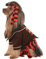 Pirate Buccaneer Caribbean Girl Pet Dog Cat Halloween Costume