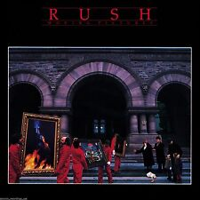 RUSH - Moving Pictures - Remastered CD