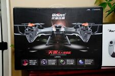 **DRONE*HB HOMEBOAT U818S-WIFI818 6-Axis Gyroscope RC Quadcopter with FPV Camera