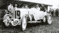 Mercedes 140HP 1908 French Grand Prix Dieppe Circuit Otto Salzer photo