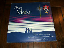 Ave Maria - Pamela Wilson 1985 LP Snowflake Records ST116 Italy Import SEALED