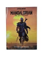 Star Wars MANDALORIAN Art and the Imagery First Edition/First Printing (HC,2020)