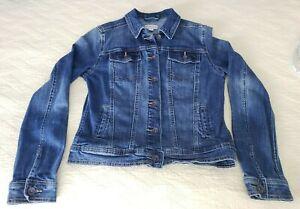 Merona Women's Jean Denim Jacket, size Small