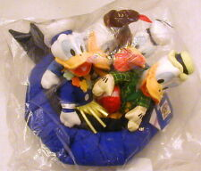 Disney~~Donald 65th Anniversary ~~ Mini Bean Bag Set