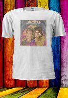 Retro 80s Album Jack Ü Diplo x Skrillex Men Women Unisex T-shirt 2838