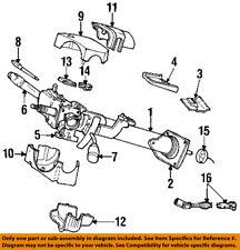 Dodge CHRYSLER OEM Dakota Steering Column-Transmission Shift Lever 4690522AB