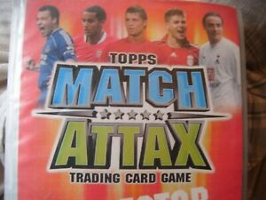 Topps 07/08 MATCH ATTAX MAN OF THE MATCH SHINY COLLECTORS CARD 2007/2008