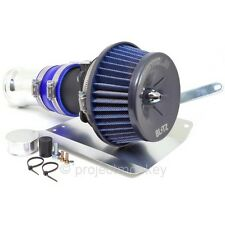 Blitz SUS Power Core Air Intake Filter Blue Fits: 13-15 Scion FR-S & Subaru BRZ