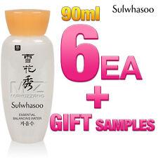 Sulwhasoo Essential Balancing Water 15ml x 6EA (90ml) Moisturizers Amore Pacific