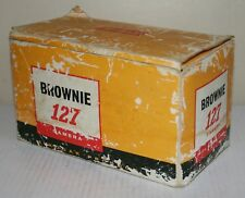 Kodak Brownie 127 - Roll Film Camera With Original Box