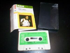 Paul Anka – Golden Hits RCA – TNK1 7300  MC/Cassette