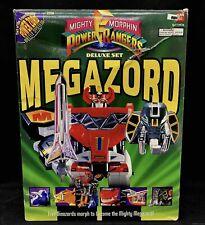 Mighty Morphin Power Rangers Deluxe Set Megazord Bandai 2260