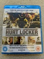 The Hurt Locker Blu-ray (2009) Jeremy Renner, Bigelow (DIR) cert 15 Great Value