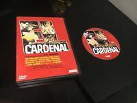 Cardinal DVD Otto Preminger Tom Tryon Romy Schneider Carol Lynley Glennon