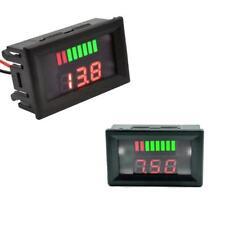 LED Battery display nuevo dc 12v lead car indicator red voltage tester Analyzer \
