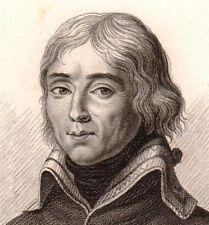 Général Bacharetie de Beaupuy Mussidan Dordogne Révolution Française 1818