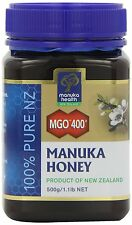 Manuka Health MGO 400 + MANUKA HONEY BLEND (20 +) - 500g