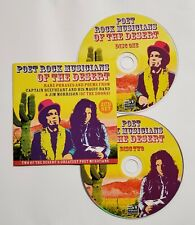 Jim Morrison & Captain Beefheart - Poet Rock Musicians of the Desert - 2 Cd's