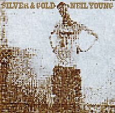 NEIL YOUNG : SILVER & GOLD / CD - TOP-ZUSTAND