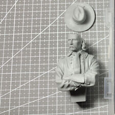 1/12 Resin Figure Bust US Army Officer Unpainted Unassembled X294
