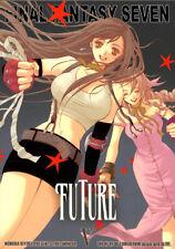 Final Fantasy 7 VII Doujinshi Comic Book Cloud Strife x Aerith Aeris Future V