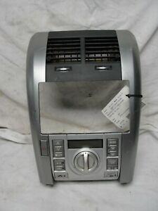 2005-2010 Scion tC Radio Climate Control Temperature Dash Trim Bezel 5590021070