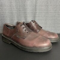 Mephisto Air Jet Mens Size 9 Oxford Shoes Leather Lace Up Walking Comfort Dress