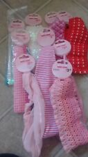 9 cards GEORGE GIRL SOFT ALICE BANDS BRAND NEW HALF PRICE
