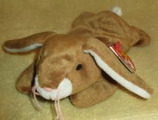 """Ty Beanie Buddy Ears the Rabbit 13"""" Long Very Soft MWMT  Free Shipping"""